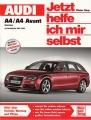 Audi A4 / A4 Avant ab Modelljahr 2007 / 2008, Benziner
