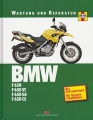 BMW F650 - F650 ST - F650 GS - F650 CS - Das Schrauberbuch