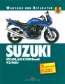 Suzuki GSF 600, 650 & 1200 Bandit - 4 Zylinder - Das Schrauberbuch