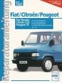 Fiat Ducato - Citroën C25 - Peugeot J5 - Baujahre 1982-1994