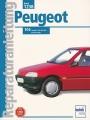 Peugeot 106 (Benzinmodelle) - Baujahre 1991 bis 1995