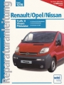 Renault Trafic II, Opel Vivaro, Nissan Primaster, ab Baubeginn bis 200