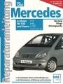Mercedes A-Klasse (W 168) und Vaneo, Modelljahre 1998 bis 2004