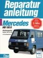 Mercedes MB 100 D Kleintransporter 1987 bis 1993; 2,4 Liter Diesel
