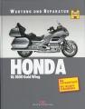 Honda GL 1800 Gold Wing - Das Schrauberbuch