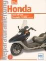 Honda Helix CN 250 ab Bj. 1988 & Honda Foresight FES 250 ab Bj. 1998
