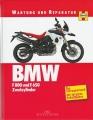 BMW F 800 und F 650 Zweizylinder - Das Schrauberbuch
