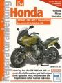 Honda CBF 600, CBF 600 S Einspritzer ohne und mit ABS, ab 2008