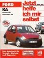 Ford Ka 1,3 Liter 60 PS ab November 1996