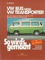 VW Bus+Transporter 11/80-12/90, VW Bus Syncro 2/85-10/92 DIESEL