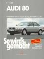 Audi 80 Limousine & Coupé 9/91-8/94, Avant bis 12/95, mit Quattro