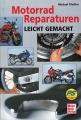 Motorrad Reparaturen leicht gemacht