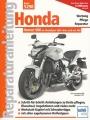 Honda Hornet 600 ab Modelljahr 2007 ohne und mit ABS