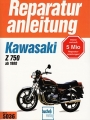 Kawasaki Z 750 ab 1980 (E1 - H1 - E2 - L1 - R1 - GPZ)
