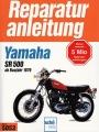 Yamaha SR 500 ab Baujahr 1979 bis 1983