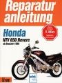 Honda NTV 650 Revere ab Baujahr 1988