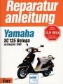 Yamaha XC 125 Beluga - ab Baujahr 1990