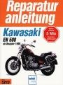 Kawasaki EN 500 ab Baujahr 1990