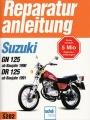 Suzuki GN 125 ab Baujahr 1990 & Suzuki DR 125 ab Baujahr 1991