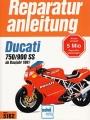 Ducati 750-SS und 900-SS ab Baujahr 1991