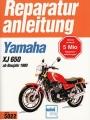 Yamaha XJ 650 - ab Baujahr 1980