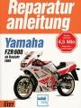 Yamaha FZR 600 - ab Baujahr 1989