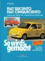 Fiat Seicento (600) 3/98-9/07, Fiat Cinquecento (500) 2/93-3/98