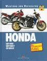 Honda CBF 1000 - CBF 1000 F - CB 1000 R - Das Schrauberbuch