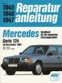 Mercedes 260E und 300E, 300CE, 300TE - ab Baujahr 1985