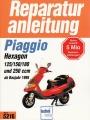 Piaggio Hexagon 125/150/180 und 250 ccm - ab Baujahr 1995