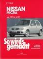Nissan Micra von 3/83 bis 12/02
