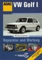 ADAC VW Golf I - Reparatur und Wartung