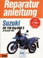 Suzuki DR 750 Big/800 S ab Baujahr 1987