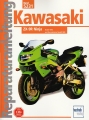 Kawasaki ZX-9R Ninja - Modell 1998 und überarbeitetes Modell 2000