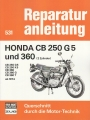 Honda CB 250 G5 und 360 - 2 Zylinder, ab 1974