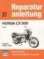 Honda CX 500 V-2, Baujahr 1978-1983