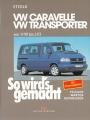 VW Caravelle - VW Transporter von 9/90 bis 1/03